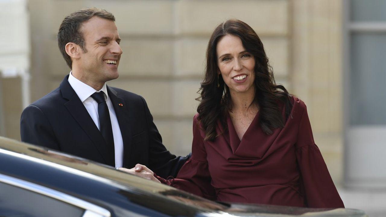 La première ministre néo-zélandaise, Jacinda Ardern (photo), doit rencontrer cette semaine Emmanuel Macron, en marge d'un sommet du G7 sur le numérique, à Paris.