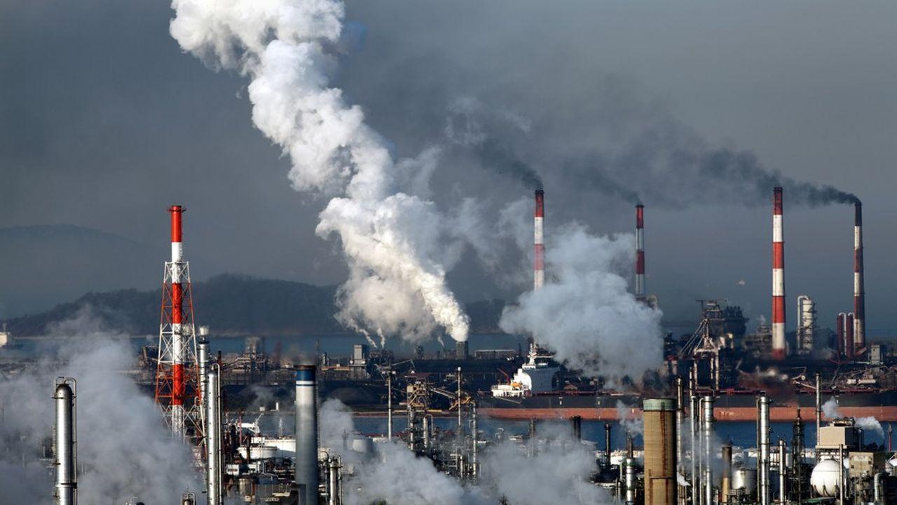 En 2016, l'industrie était directement responsable de 24% des émissions mondiales de CO2, selon l'Agence internationale de l'énergie (AIE).