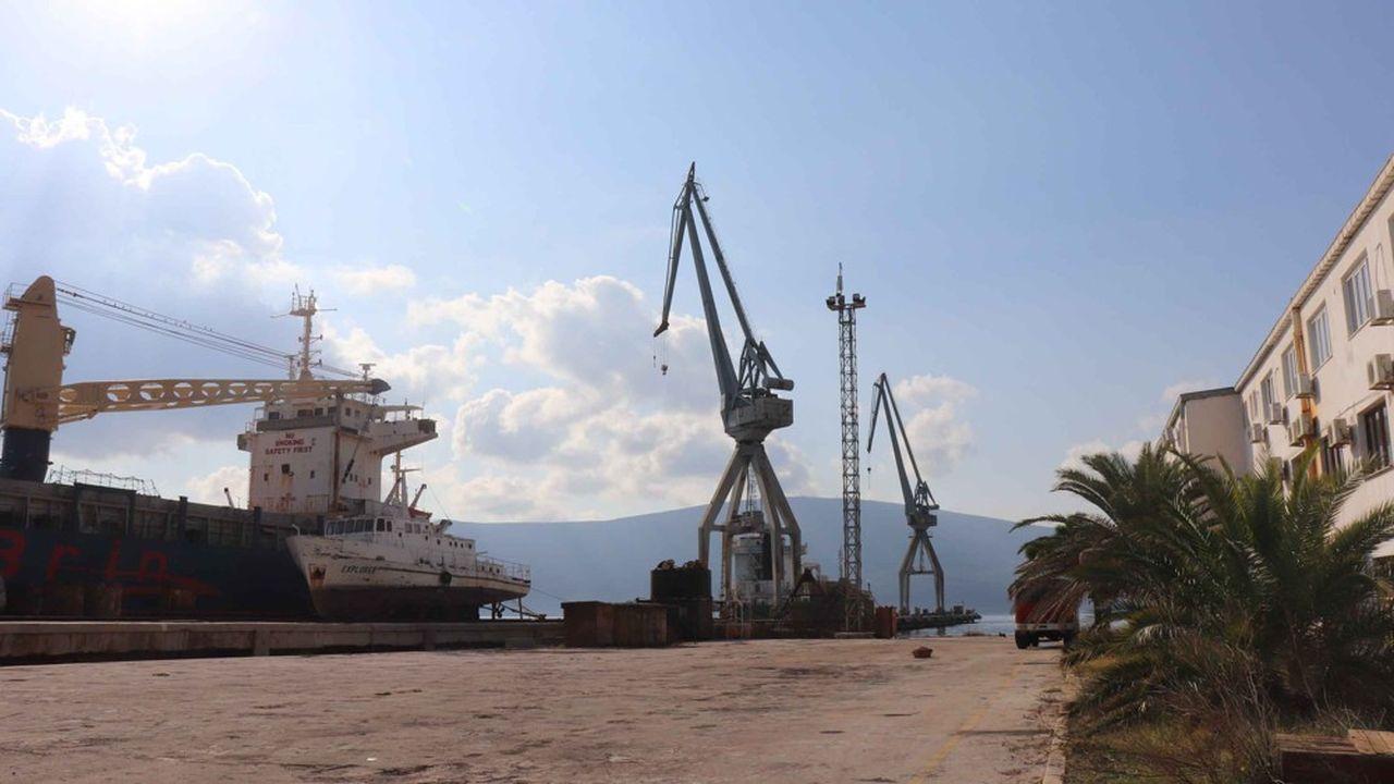 Valgo a emporté en juin2018 la dépollution du chantier naval de Bijela sur l'Adriatique au Monténégro pour un contrat de 22millions d'euros.