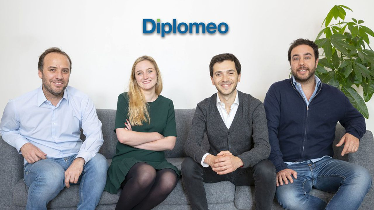 Diplomeo est utilisé par les bacheliers pour trouver une prépa, une école d'ingénieurs ou une université.