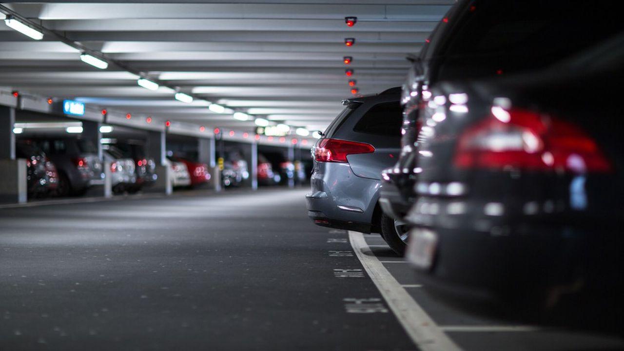Effia prévoit de reverser 4 millions d'euros à l'agglomération de Cergy-Pontoise au titre de la redevance pour les 20 parkings.