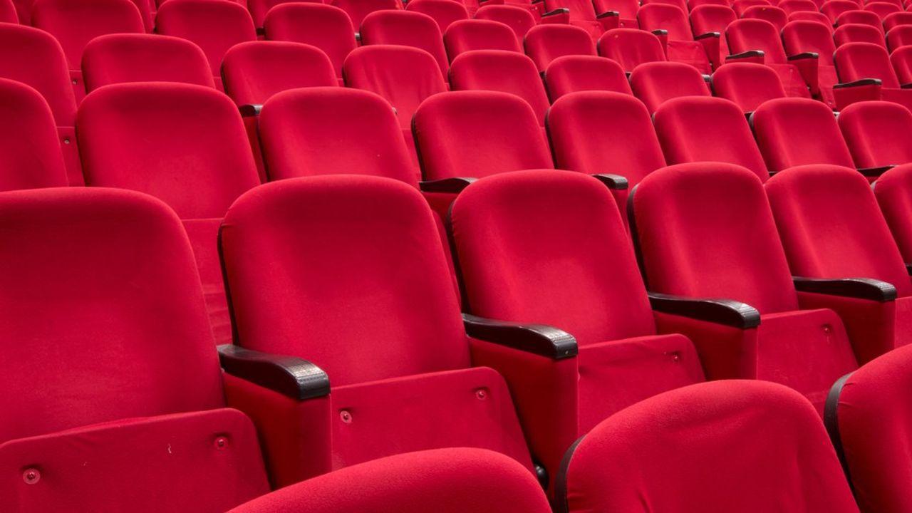 Les deux salles du cinéma de Taverny compteront 287 fauteuils après rénovation.