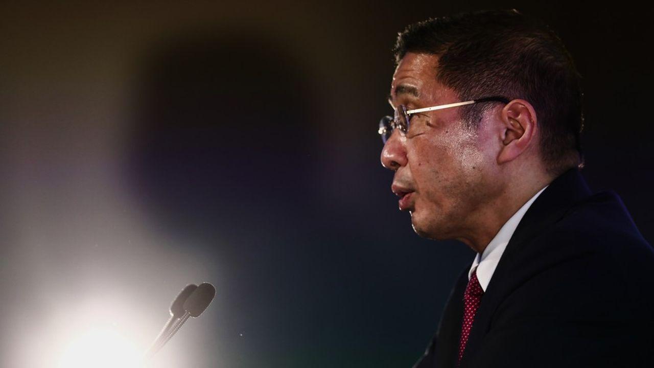 «Nous allons toucher le fond», a concédé Hiroto Saikawa, le PDG de Nissan, qui a succédé à Carlos Ghosn il y a tout juste deux ans.