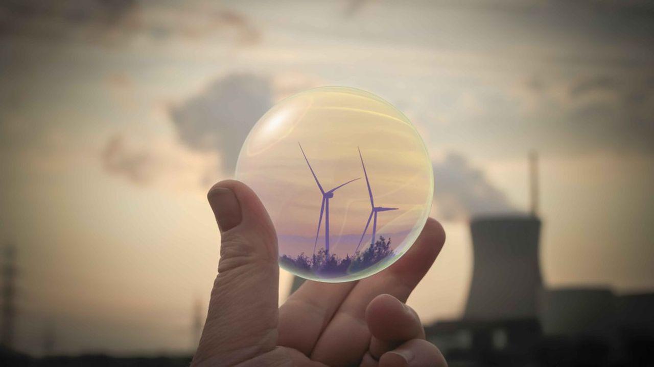 L'écosystème en innovation et en création de start-up dans l'énergie est en construction.