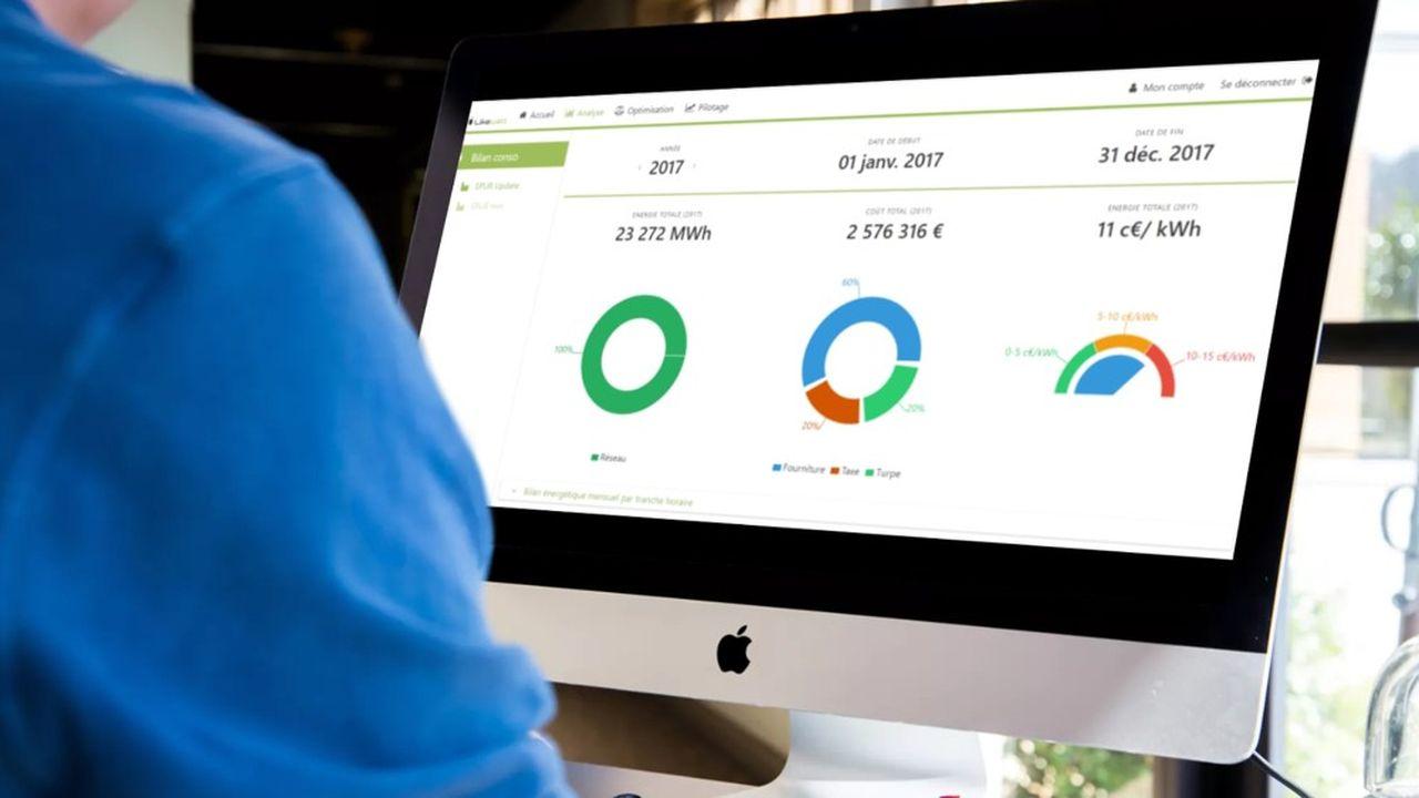 La gestion des données est cruciale dans l'efficacité énergétique.
