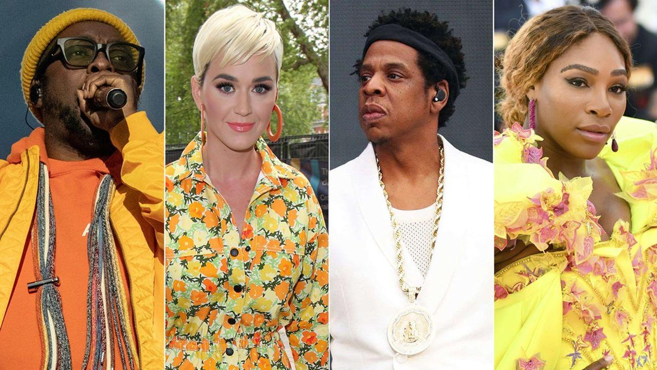 Certains investisseurs sont déjà végétariens ou vegan, comme Will.i.am, Katy Perry, Jay-Z et Serena Williams.