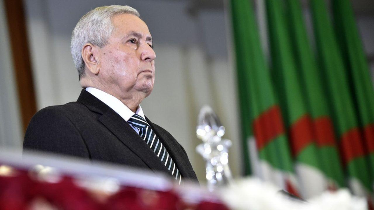 Le président algérien par intérim Abdelkader Bensalah voudrait organiser une élection présidentielle le 4juillet. Mais cela semble désormais impossible à réaliser.