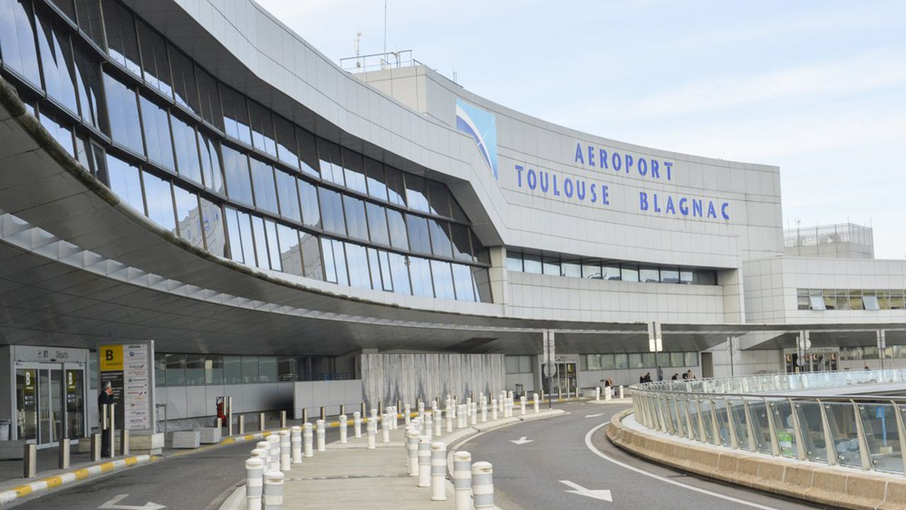 Blagnac s'est hissé en 2017 au rang de troisième aéroport français, dépassant Marseille-Provence.
