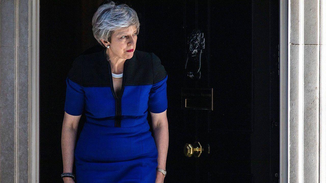 Theresa May vit ses derniers jours de Première ministre — Royaume-Uni