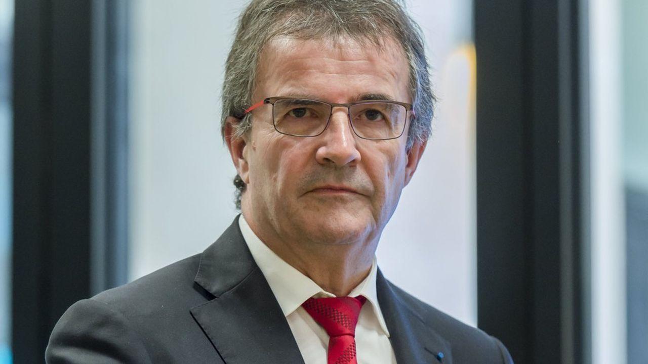 L'entité dirigée par Philippe Brassac (photo) a dégagé un résultat net part du groupe de 763millions d'euros pour le premier trimestre.