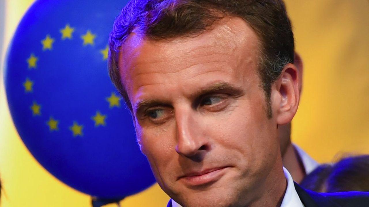 Après avoir déclaré la semaine dernière vouloir faire «tout son possible pour que le RN n'arrive pas en tête» des élections européennes, Emmanuel Macron personnalise de plus en plus la campagne