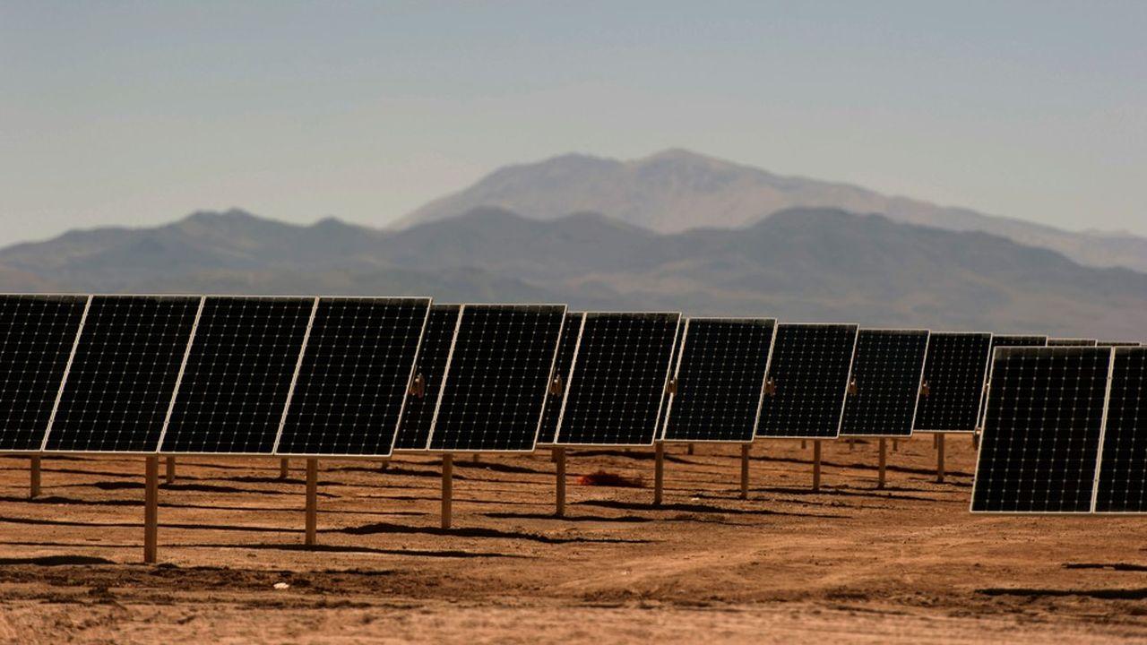 Total est propriétaire de SunPower, un spécialiste américain du photovoltaïque.