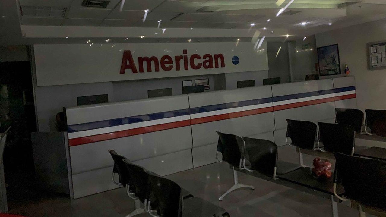 De nombreuses compagnies aériennes internationales ont déjà cessé de desservir le Venezuela notamment pour des raisons de sécurité.