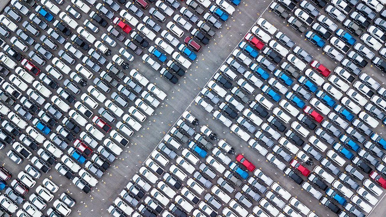 Les immatriculations diesel dans les flottes, qui étaient en recul de 2 points l'an passé, devraient encore baisser cette année de 6,6 points.
