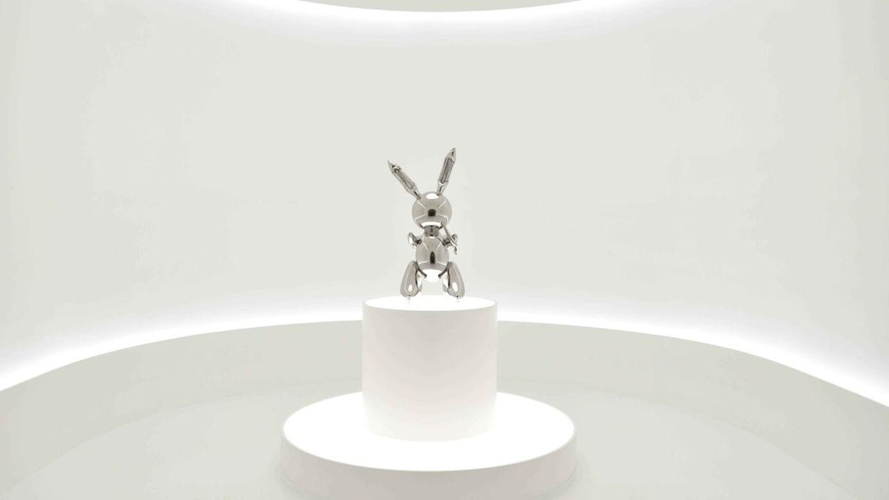 Le «Rabbit» est l'une des oeuvres les plus connues de l'artiste qui a bousculé les conventions du monde des arts