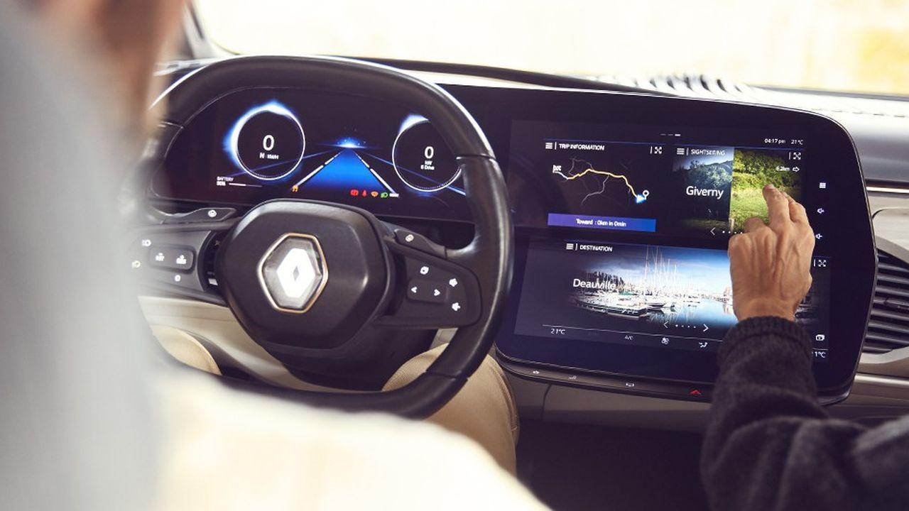 Google a signé un accord avec l'alliance Renault-Nissan-Mitsubishi pour équiper leurs véhicules de son système d'exploitation Androïd à partir de 2021.