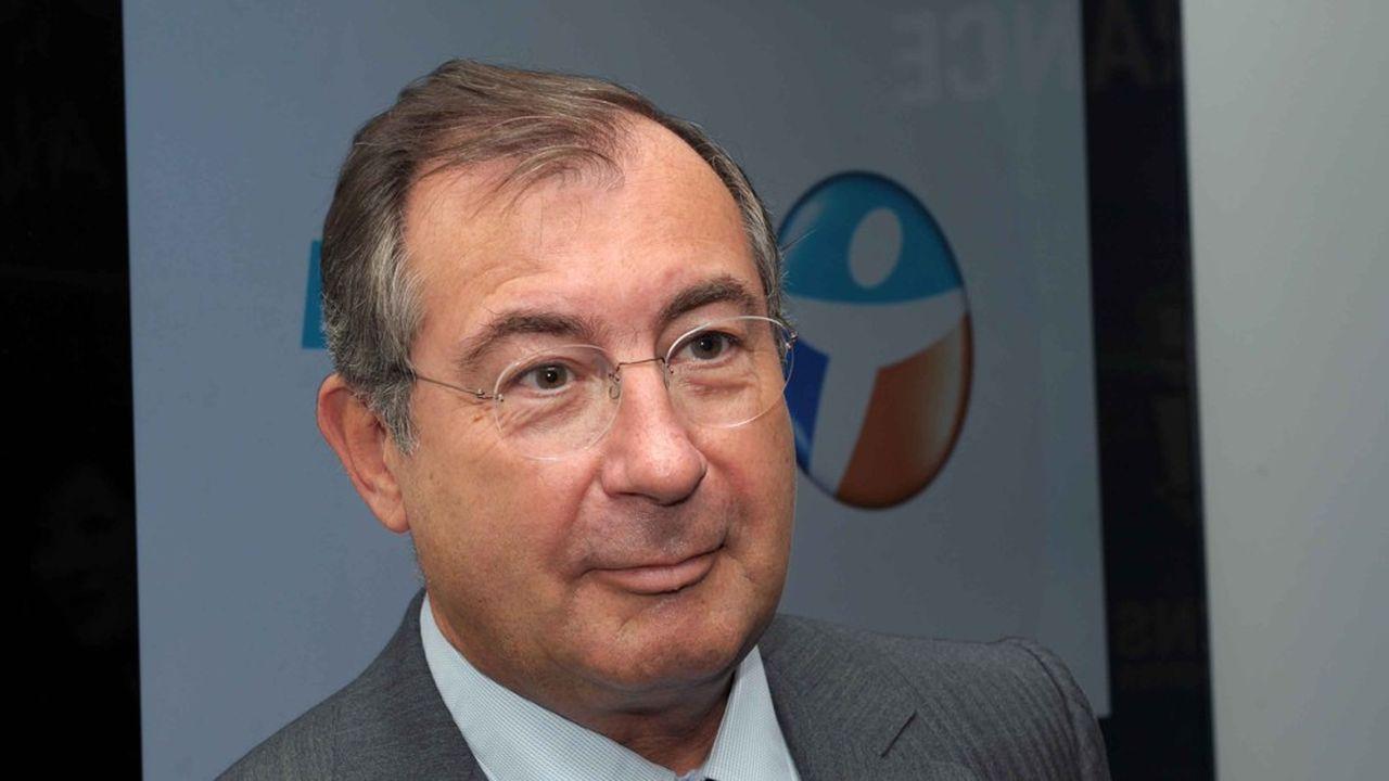 Comme chaque année les résultats du premier trimestre ne sont pas représentatifs de l'année, prévient Martin Bouygues.
