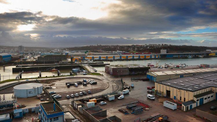Boulogne, premier port de pêche de l'Hexagone, se dit prêt pour le Brexit