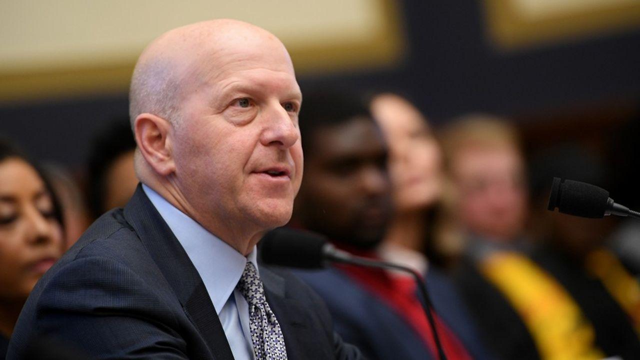 David Solomon, qui a pris les rênes de Goldman Sachs l'an dernier, poursuit sa stratégie de diversification.