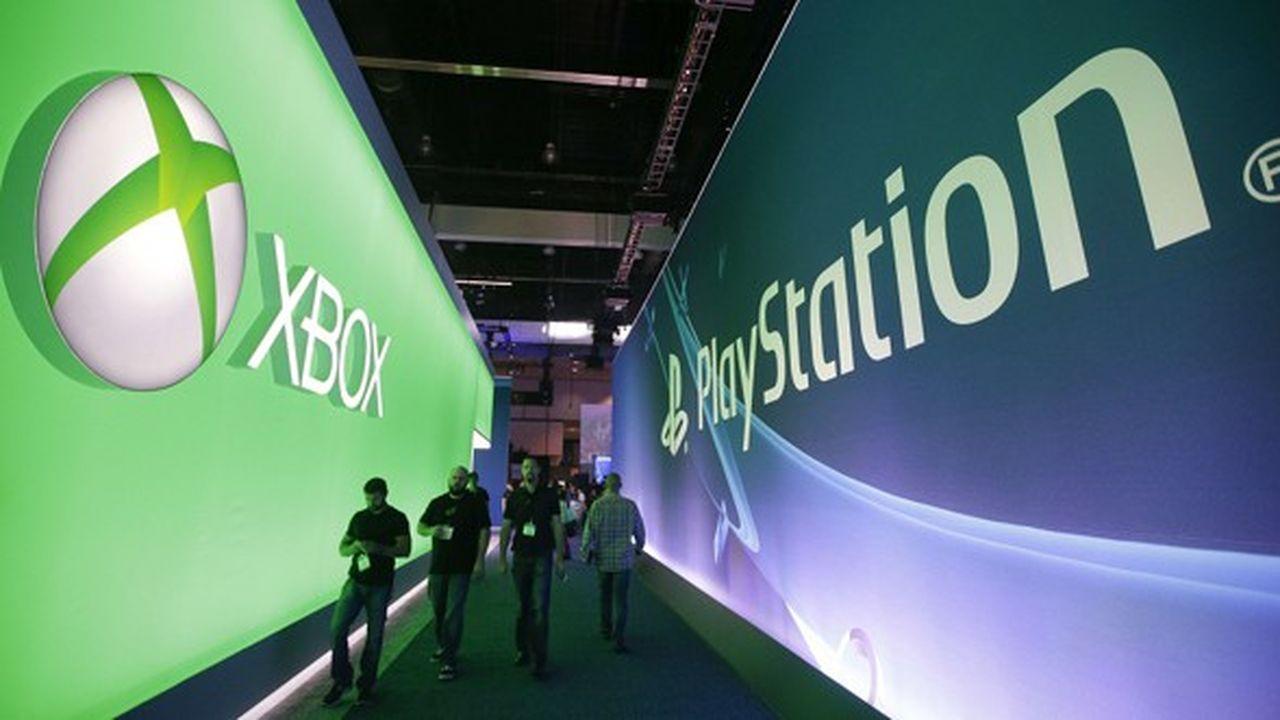 Avec respectivement la Xbox et la Playstation, Microsoft et Sony ont été jusqu'ici des rivaux dans le domaine du jeu vidéo sur console.