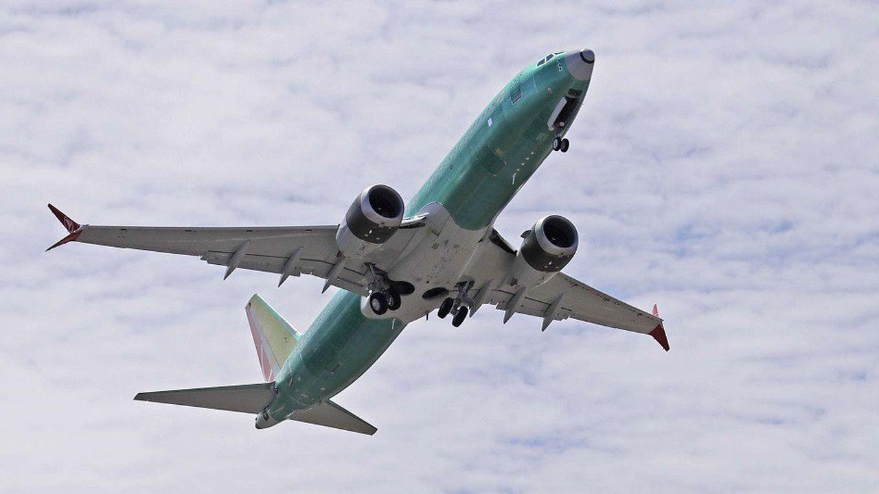 737 MAX : Boeing prêt à faire certifier sa mise à jour du système MCAS
