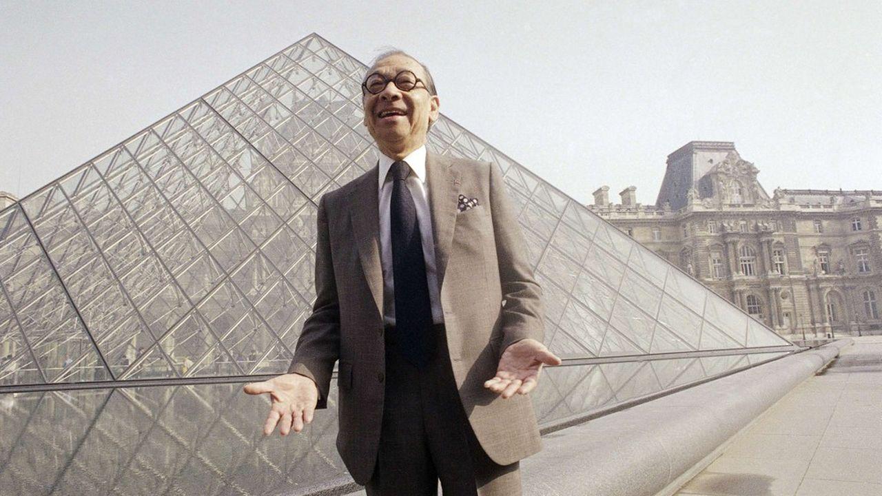 Architecte de la pyramide du Louvre, Ieo Ming Pei s'est éteint à l'âge de 102 ans