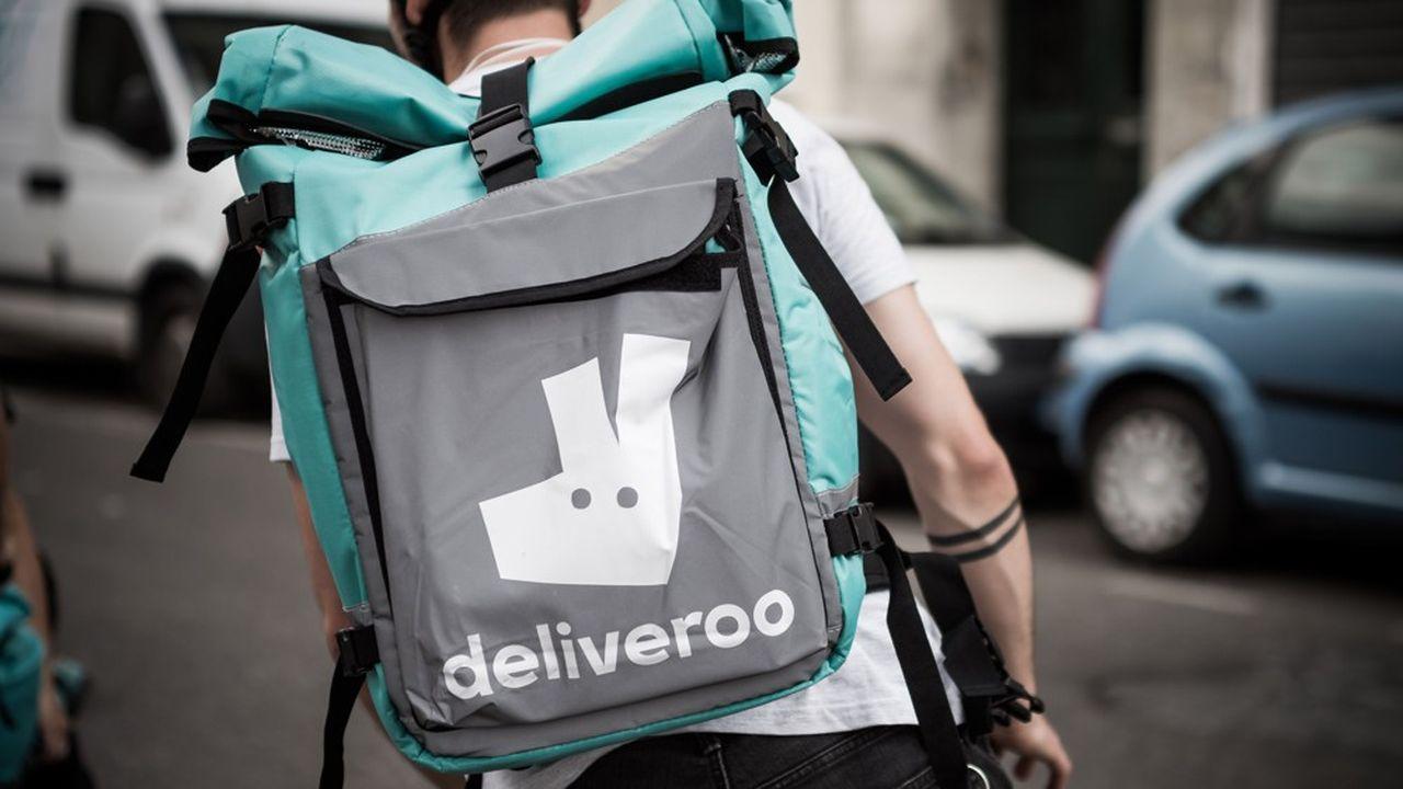 Deliveroo est avec Uber Eats l'un des leaders de la livraison de repas.
