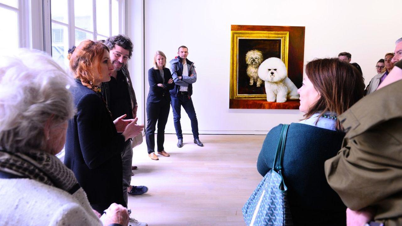 L'objectif de cet événement fédérateur est de faire revenir le public dans les galeries.