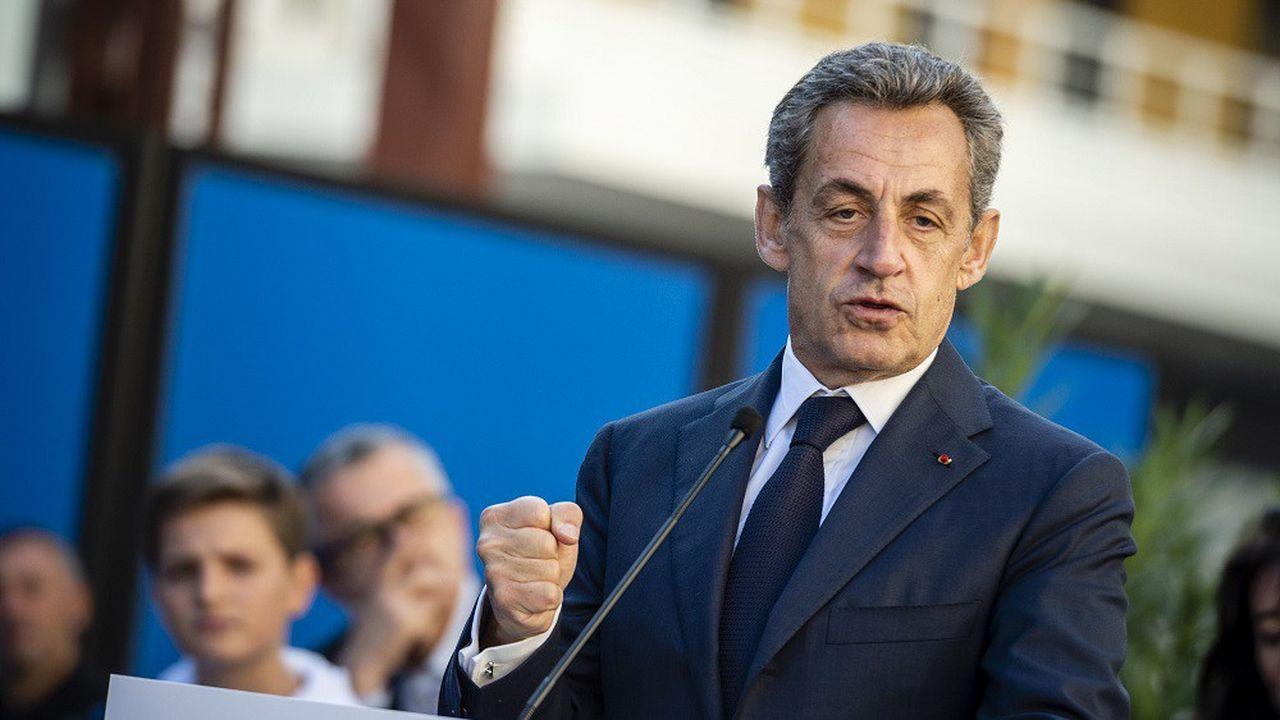 Un procès, à moins d'un miracle — Nicolas Sarkozy