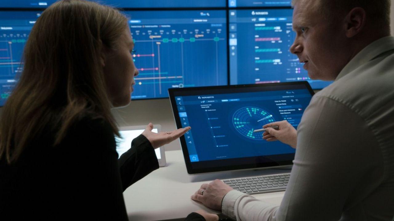 Novartis lance Biome Paris, « catalyseur » de sa stratégie numérique