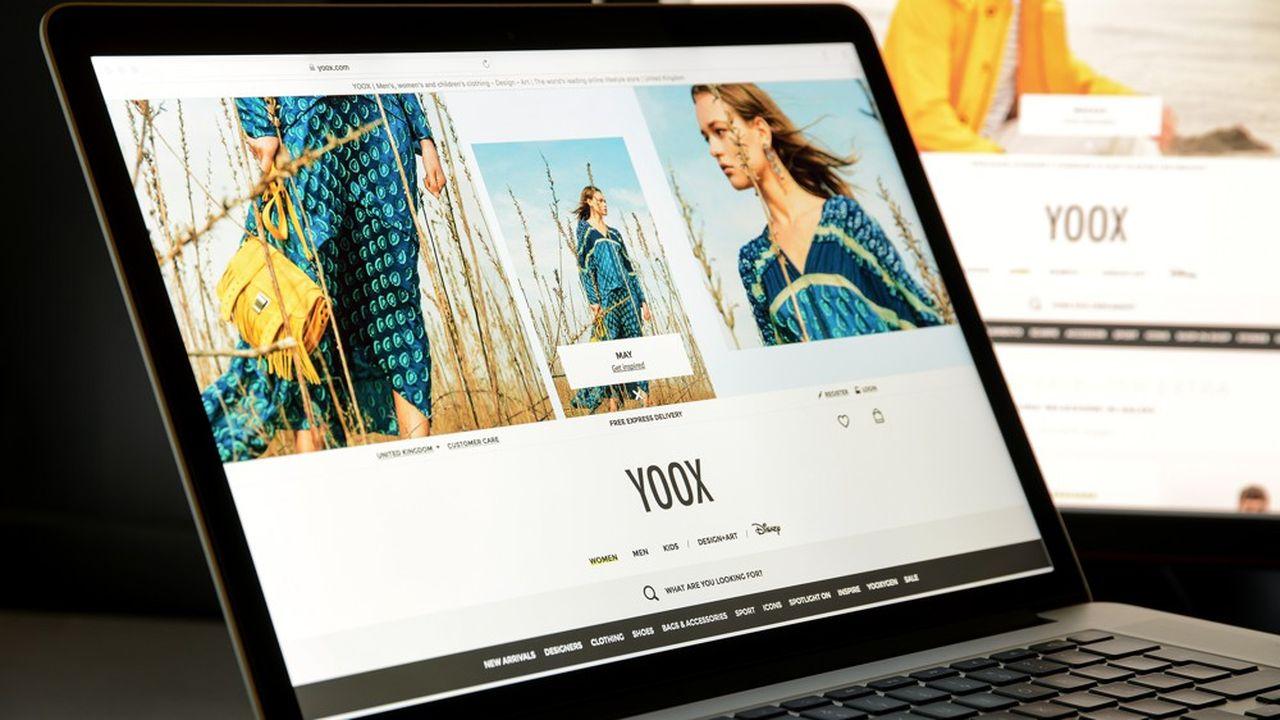 La plate-forme YNAP (Yoox Net-à-Porter) vaapporter des technologies et des services aux maisons du groupe de luxe, et leur offrir une nouvelle présence géographique.