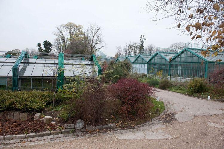 Des recours ont été déposés contre la construction d'un nouveau court de tennis dans le Jardin des serres d'Auteuil.