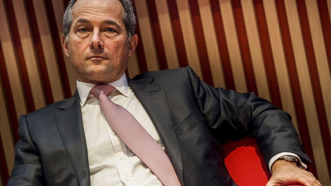 Frederic Oudea, directeur générale de Société Générale.