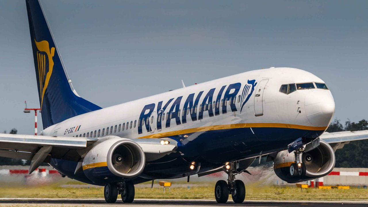 La low cost irlandaise prévoit une poursuite de la croissance de son trafic passager, qui pourrait atteindre 153millions lors de l'exercice en cours, contre 142millions lors de l'exercice 2018-2019 qui vient de s'achever.