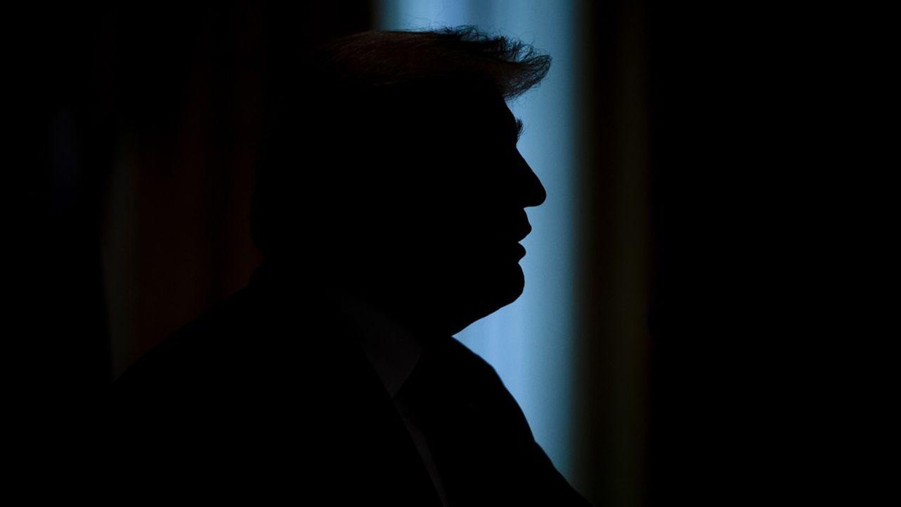 «Je ne veux tout simplement pas que [les Iraniens] aient des armes nucléaires, et ils ne peuvent pas nous menacer», a martelé Donald Trump