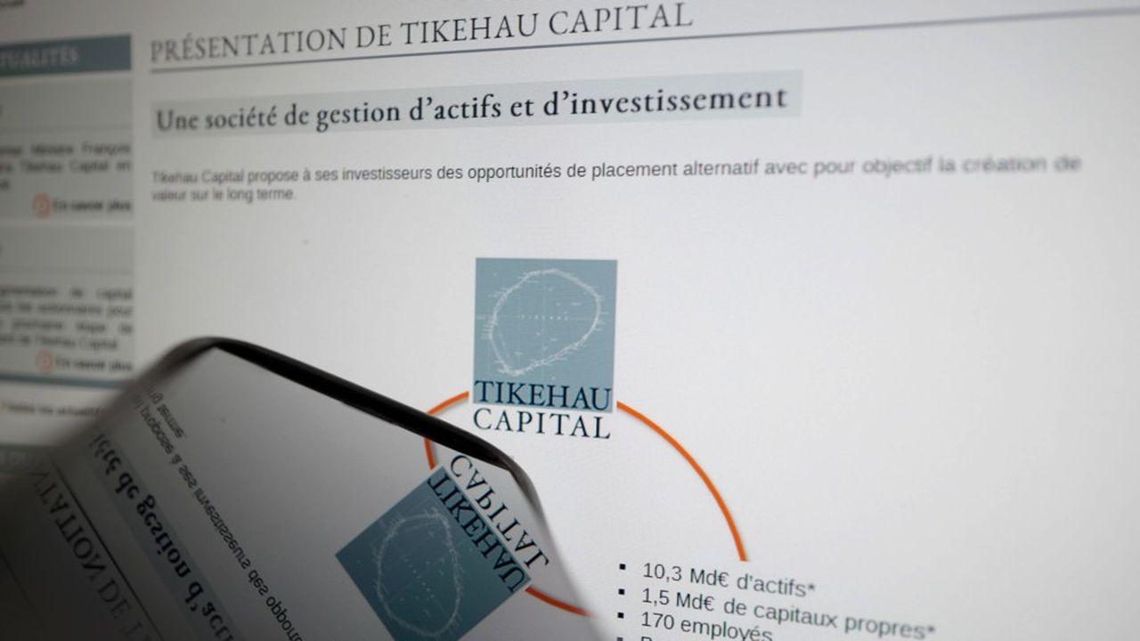 Tikehau Capital Advisors accueille un fonds de Morgan Stanley Investment Managers à son capital