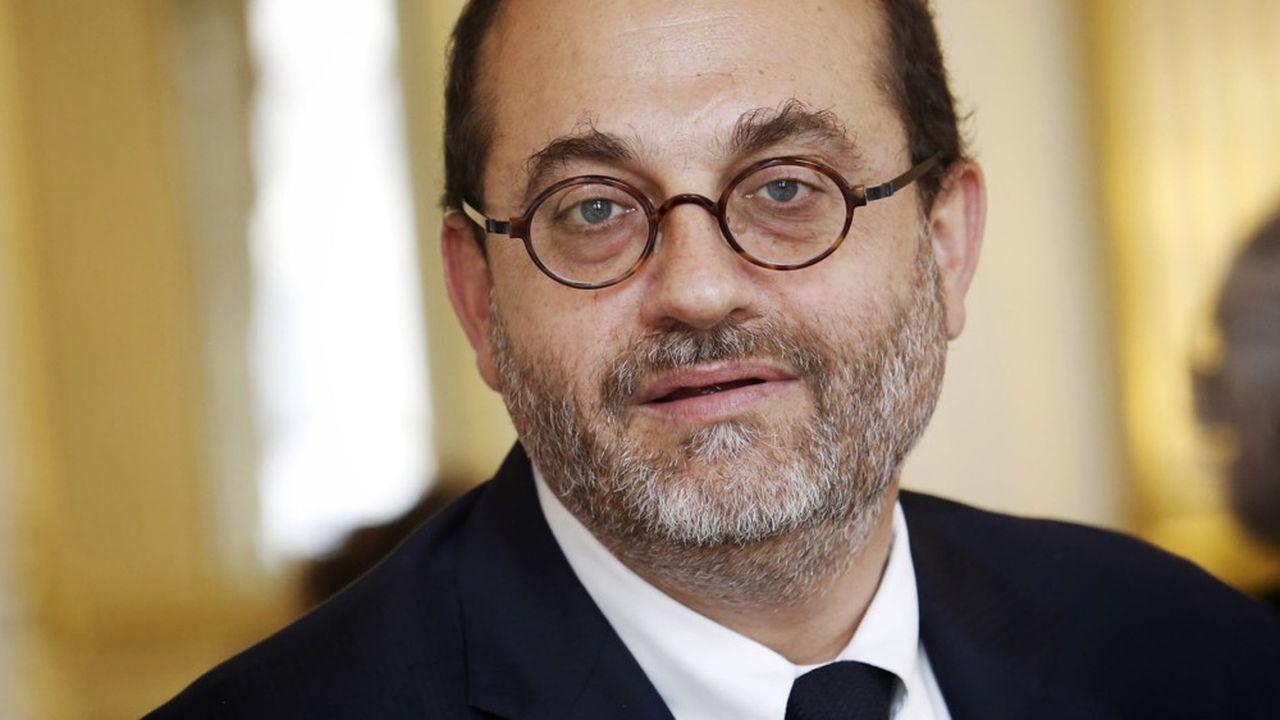 Marc Schwartz, directeur de la Monnaie de Paris