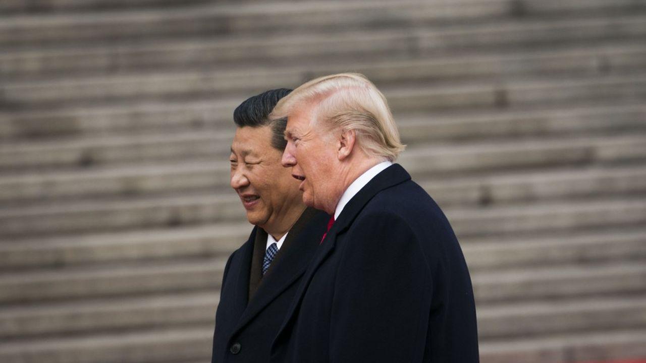 Les discussions entre Trump et le président chinois Xi Jinping sur le commerce durent depuis des mois et n'ont pour l'instant débouché sur aucun accord.