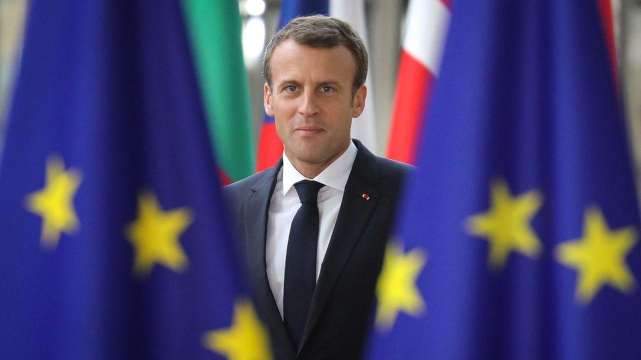 Dans un entretien à la pression régionale à paraître ce mardi, Emmanuel Macron appelle les Français à voter ce dimanche pour les élections européennes, mettant en garde contre l'abstention qui favorise selon lui ceux qui veulent «détruire l'Europe».