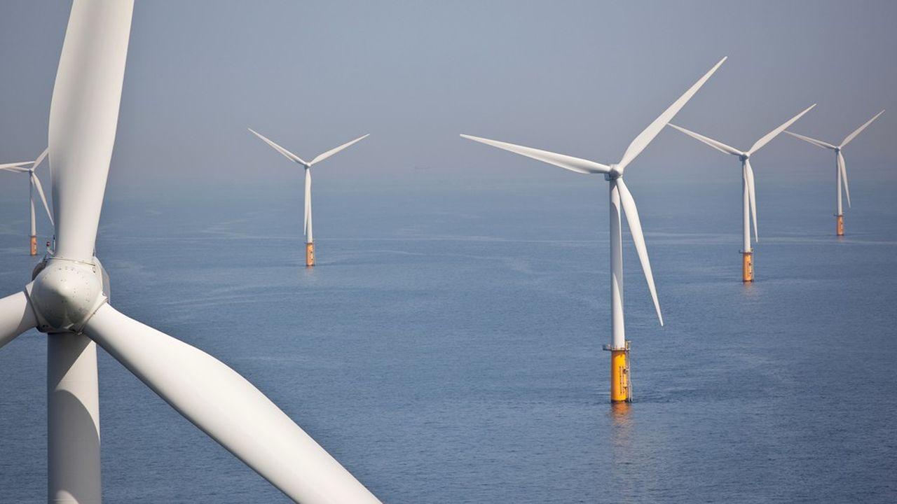 La Commission de régulation de l'énergie a reçu les candidatures pour le projet éolien en mer au large de Dunkerque (Nord) le 15mars dernier.
