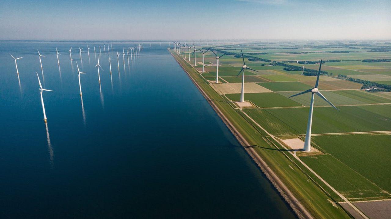 Les investisseurs se ruent sur l'obligation verte des Pays-Bas