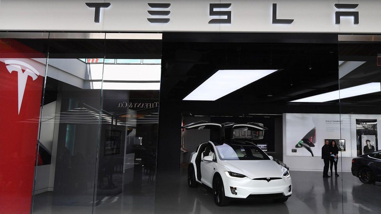 L'action Tesla a perdu 38% depuis le début de l'année.