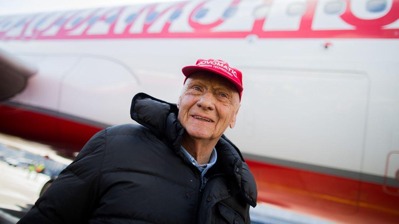 Triple champion de Formule 1 et fondateur de deux compagnies aériennes, Niki Lauda est décédé lundi 20mai à l'âge de 70 ans.