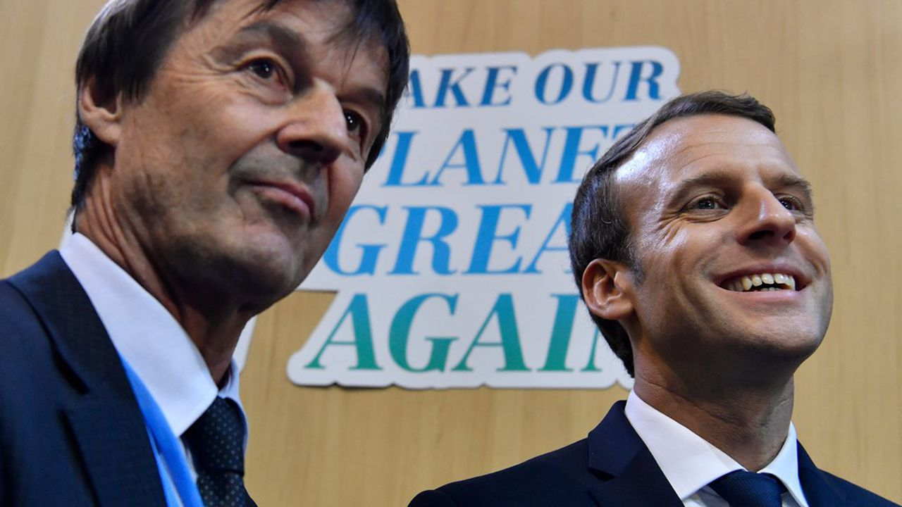 L'ancien ministre de la Transition écologique Nicolas Hulot ne se prononce pas en faveur de la liste Renaissance