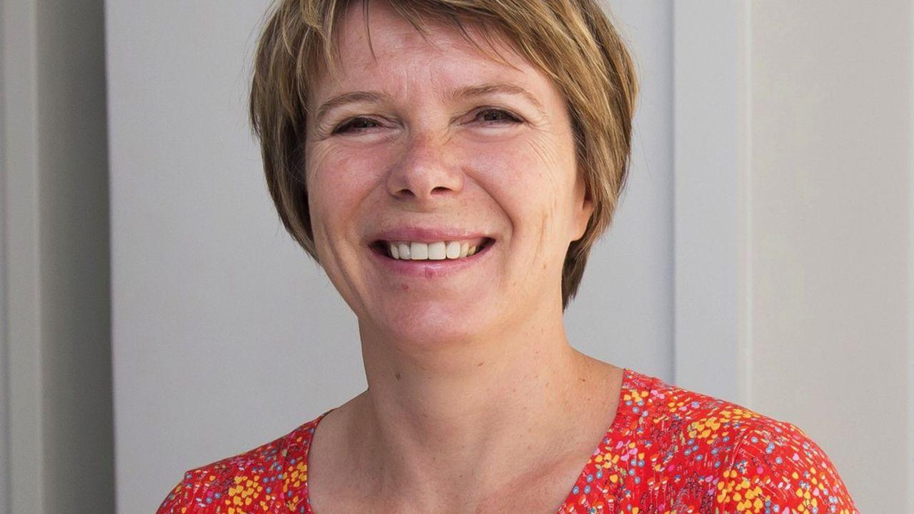 Sophie Thierry, membre du Cese et rapporteure de l'avis sur le travail indépendant.