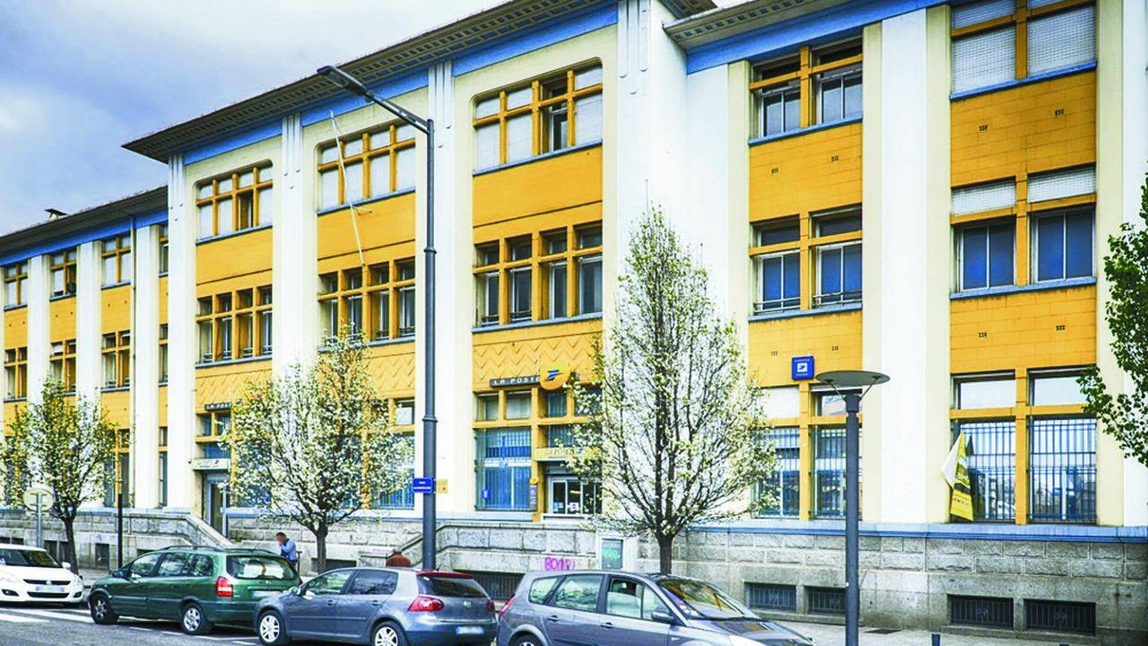 L'hôtel des postes de Perpignan fait partie des bâtiments que La Poste projette de reconvertir en résidences services pour seniors.