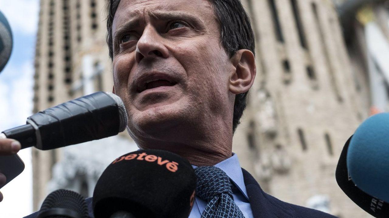 L'irruption de Manuel Valls dans le jeu politique local a été accueillie avec grand intérêt, au printemps 2018, dans les milieux aisés et le tissu économique. Mais la greffe a du mal à prendre.
