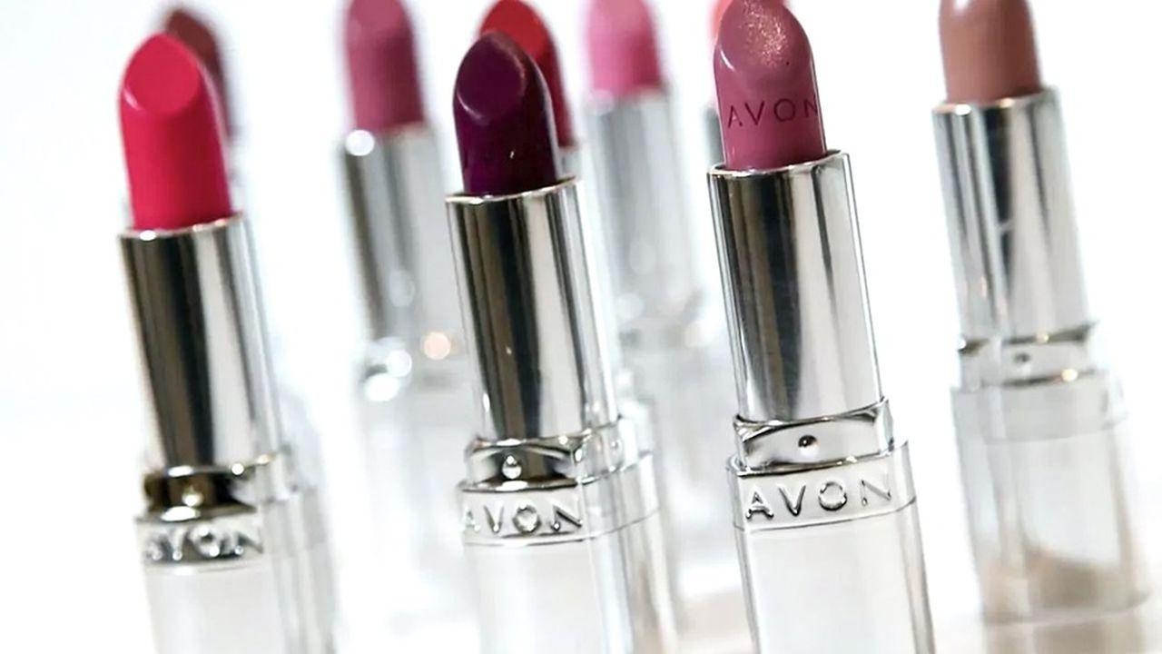 Avon était dans le rouge en 2018, en raison d'une mauvaise performance au Brésil, au Royaume-Uni et en Russie.