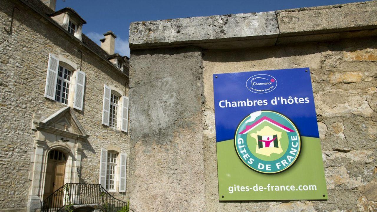 En 2018, Gîtes de France a enregistré un volume d'affaires de près de 1,1milliard d'euros.