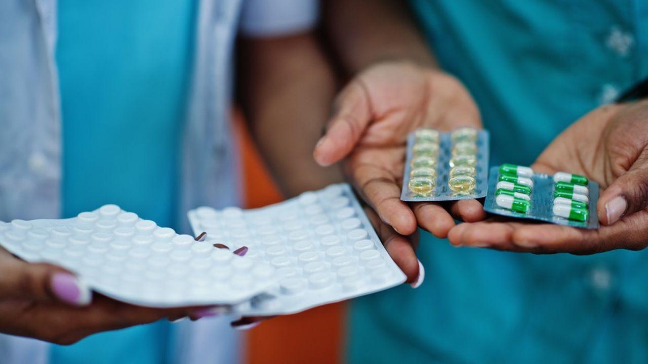 L'importation de produits pharmaceutiques, par exemple, coûte à l'Afrique quelque 14 milliards de dollars chaque année.